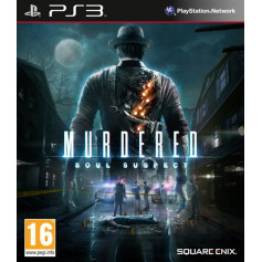 PS3 Murdered Soul Suspect