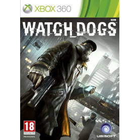 Xbox 360 Watchdogs Pre Owned