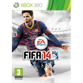 Xbox 360 Fifa 14 Pre Owned
