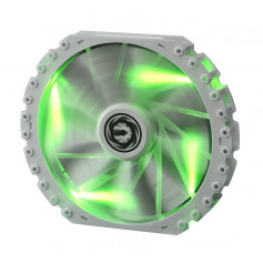 Bitfenix Spectre Pro Led all White with Green led  230mm Fan