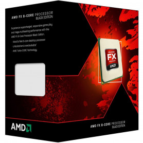 Amd vishera socket AM3+ FX-9370 Black Edition CPU