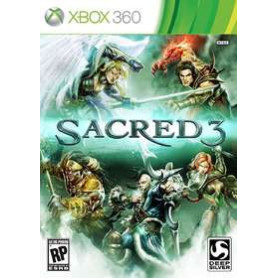 XBox 360 Sacred 3 First Edition