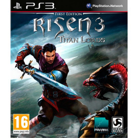 PS3 Risen 3 Titan Lords