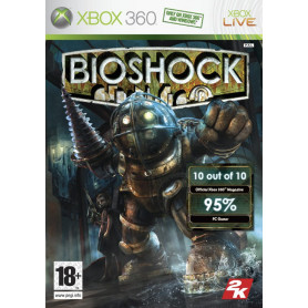 Xbox 360 Bioshock Pre Owned