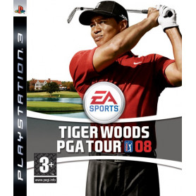 Ps3 Tiger Woods 08 Pre Owned