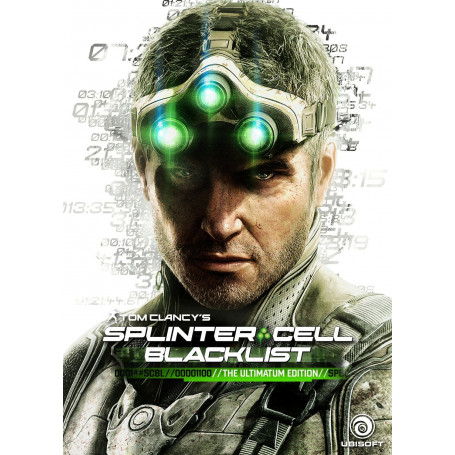Ps3 Tom Clancys Splinter Cell Blacklist The Ultimatum Edition