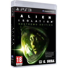 Ps3 Aliens Isolation Nostromo Edition