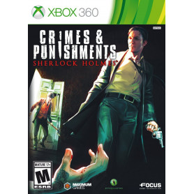 Xbox 360 Sherlock Holmes Crimes And Punishments