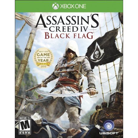 Xbox One Assassins Creed Iv Blackflag