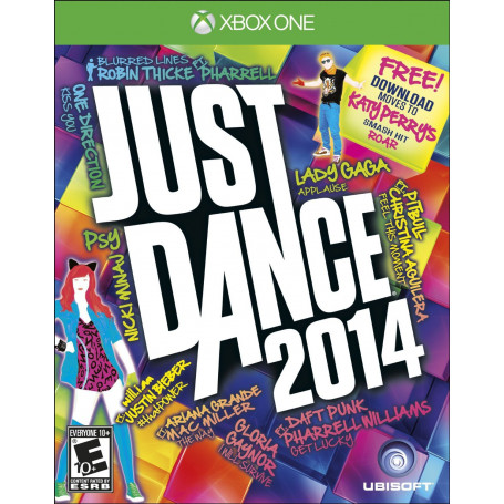 Xbox One Just Dance 2014