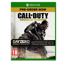 Xbox One CALL OF DUTY: ADVANCED WARFARE DAY ZERO EDITION (PRE-ORDER ONLY)
