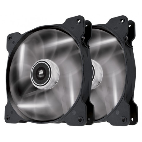 Corsair Co-9050035-WW SP140 White LED 140mm Fan Twin Pack