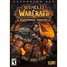 World Of Warcraft Warlords of Drenor Expansion