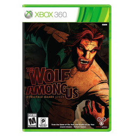 Xbox 360 The Wolf Among Us