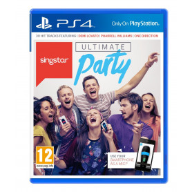 Ps4 Singstar Ultimate Party