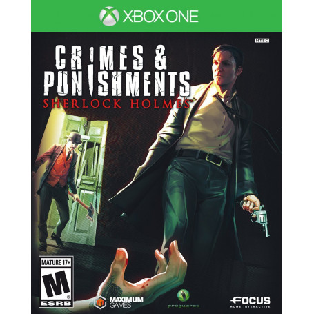 Xbox One Sherlock Holmes Crimes And Punishments