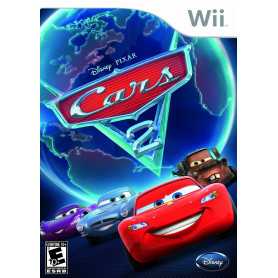 Wii Cars 2 The Video Game