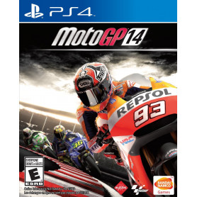 Ps4 Motogp 14 Pre Owned