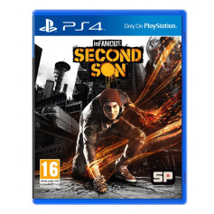Ps4 Infamous Second Son Pre Owned