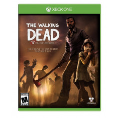 Xbox One The Walking Dead Season 1