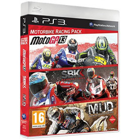 Ps3 Motorbike Racing Pack