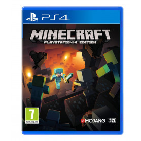 Ps4 Minecraft Pre Owned