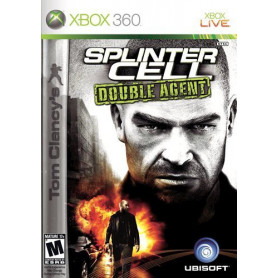 Xbox 360 Tom Clancy Splinter Cell Double Agent