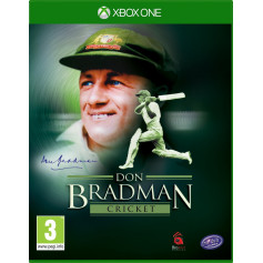 Xbox One Don Bradman Cricket