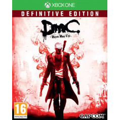 Xbox One Devil May Cry Definitive Edition