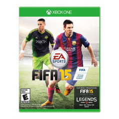 Xbox One Fifa 15 Pre Owned