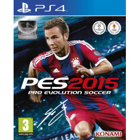 Ps4 Pes 2015 Pre-owned