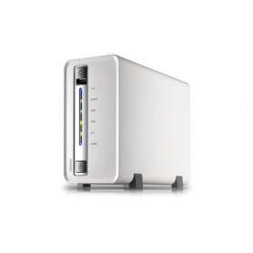 QNAP TS-212P 2-bay home & SOHO NAS for personal cloud and social sharing