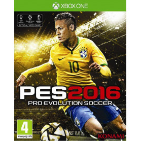 Xbox One Pro Evolution Soccer 2016 (PES 16)