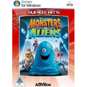 Monsters Vs Aliens Super Hits