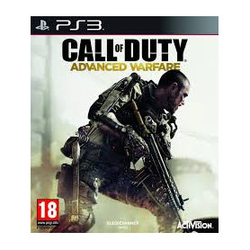 PS3 CALL OF DUTY ADVANCED WARFARE Essentials