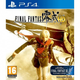 Ps4 Final Fantasy Type-0