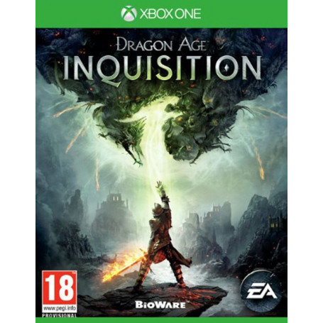Xbox one Dragon Age: Inquisition Pre-owned