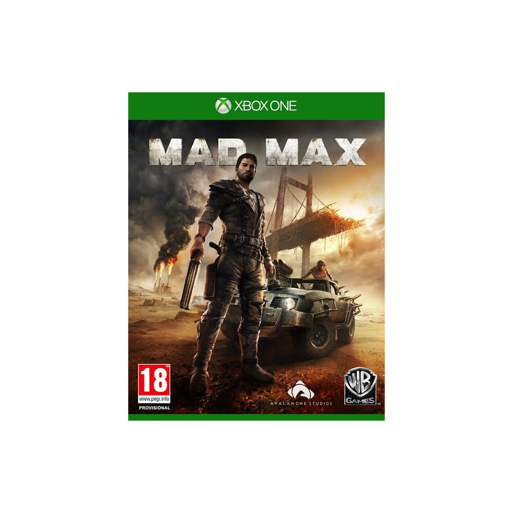 Xbox One Mad Max Zapsonline