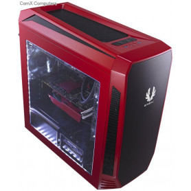 Bitfenix AEG-300-RKWN1 AEgis core - Red + Windowed + Icon disply