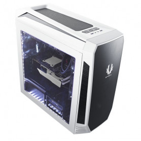 Bitfenix AEG-300-WKWL1 AEgis - White + Windowed + Icon disply