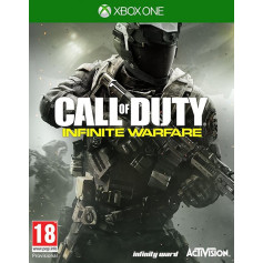 Xbox One Call of Duty: Infinite Warfare