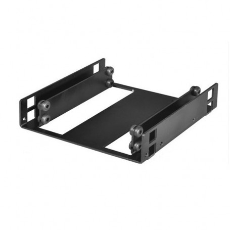 "Lian Li HD-323 2x 2.5"" HDD to 3.5"" Mounting Bracket-black"