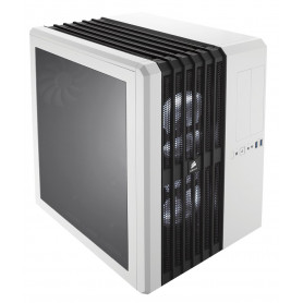 Corsair Carbide Series Air 540 Arctic White High Airflow ATX Cube Case