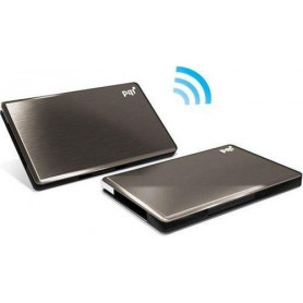 PQI AirDrive Wireless External Enclosure for SDHC Card