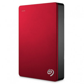 Seagate Backup Plus Portable , Red -2TB