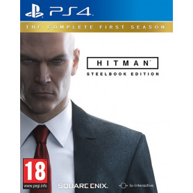 Ps4 HITMAN: The Complete First Season SteelBook Edition