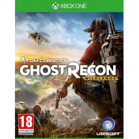 Xbox One Tom Clancy's Ghost Recon Wildlands