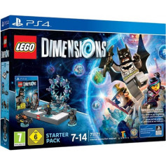 Ps4 LEGO Dimensions: Starter Pack