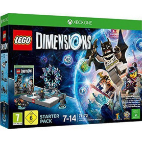 Xbox One LEGO Dimensions: Starter Pack