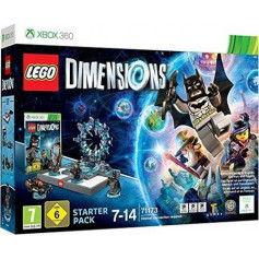 Xbox 360 LEGO Dimensions: Starter Pack